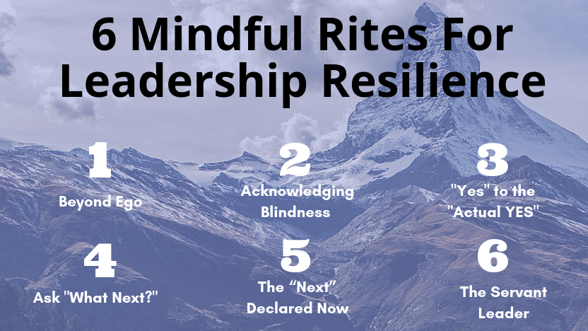6 Mindful Rites For Leadership Resilience